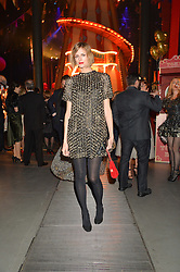 JACQUETTA WHEELER at 'The World's First Fabulous Fund Fair' in aid of the Naked Heart Foundation hosted by Natalia Vodianova and Karlie Kloss at The Roundhouse, Chalk Farm Road, London on 24th February 2015.