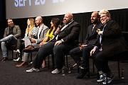 Q&A panel:  Jay Holzer, Cecile Murias, Alexander Emanuele, Janet Zuccarini, Evan Funké, Gabriel Taraboulsy, and Moderator