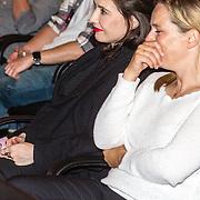 NLD/Amsterdam/20160620 - Uitreiking Johan Kaartprijs 2016, zwangere Carice van Houten