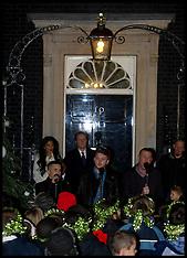 Downing St Christmas Lights 3-12-12
