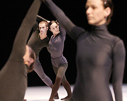 Shen Wei Dance Arts<br /> at the Barbican Theatre, London, Great Britain<br /> 17th October 2007<br /> <br /> Members of the Company<br /> Photograph by Elliott Franks