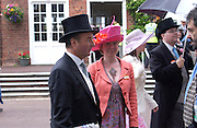 Adam Helleiker. Royal Ascot Race meeting Ascot at York. Wednesday, 15 June 2005. ONE TIME USE ONLY - DO NOT ARCHIVE  © Copyright Photograph by Dafydd Jones 66 Stockwell Park Rd. London SW9 0DA Tel 020 7733 0108 www.dafjones.com