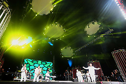 Só pra Contrariar no palco central do Planeta Atlântida 2014/RS, que acontece nos dias 07 e 08 de fevereiro de 2014, na SABA, em Atlântida. FOTO: Jefferson Bernardes/ Agência Preview