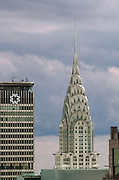 Met Life and Chrysler Buildings, New York City by Rodney Bedsole, an architecture photographer based in Nashville and New York City.