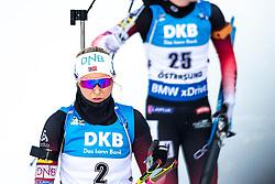 March 10, 2019 - –Stersund, Sweden - 190310 Ingrid Landmark Tandrevold of Norway  during the Women's 10 km Pursuit during the IBU World Championships Biathlon on March 10, 2019 in Östersund. 10, 2019 in Östersund..Photo: Johan Axelsson / BILDBYRÃ…N / Cop 245 (Credit Image: © Johan Axelsson/Bildbyran via ZUMA Press)