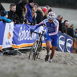 Nederlands Kampioenschap veldrijden Gasselte elite Maurits Lammertink werd 11e