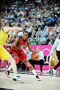 DESCRIZIONE : Basketball Jeux Olympiques Londres Demi finale<br /> GIOCATORE : Catchings Tamika USA<br /> SQUADRA : USA FEMME<br /> EVENTO : Jeux Olympiques<br /> GARA : USA AUSTRALIE<br /> DATA : 09 08 2012<br /> CATEGORIA : Basketball Jeux Olympiques<br /> SPORT : Basketball<br /> AUTORE : JF Molliere <br /> Galleria : France JEUX OLYMPIQUES 2012 Action<br /> Fotonotizia : Jeux Olympiques Londres demi Finale Greenwich Arena<br /> Predefinita :