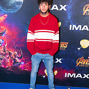 NLD/Amsterdam/20180425 - Première The Avengers: Infinity War, Milan Carvalho