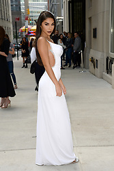 September 9, 2017 - New York, NY, USA - September 8, 2017 New York City..Chantel Jeffries attending the Daily Front Row's Fashion Media Awards at Four Seasons Hotel New York Downtown on September 8, 2017 in New York City. (Credit Image: © Kristin Callahan/Ace Pictures via ZUMA Press)