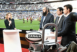 June 15, 2019 - France - Illustration Rugby sur  Canal+ (Credit Image: © Panoramic via ZUMA Press)