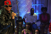 BET & Grey Goose Present ' Rising Icons ' featuring The Dream held at BET Studios on July 28, 2009