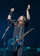 Dave Grohl<br /> Foo Fighters<br /> October 6, 2018<br /> Glen Helen Amphitheater<br /> Devore, California
