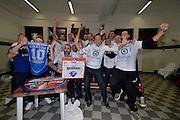 DESCRIZIONE : Final Eight Coppa Italia 2015 Finale Olimpia EA7 Emporio Armani Milano - Dinamo Banco di Sardegna Sassari<br /> GIOCATORE : team<br /> CATEGORIA : esultanza post game post game<br /> SQUADRA : Banco di Sardegna Sassari<br /> EVENTO : Final Eight Coppa Italia 2015<br /> GARA : Olimpia EA7 Emporio Armani Milano - Dinamo Banco di Sardegna Sassari<br /> DATA : 22/02/2015<br /> SPORT : Pallacanestro <br /> AUTORE : Agenzia Ciamillo-Castoria/Max.Ceretti
