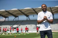 170601 Wales U20 Training in Toulon