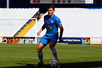 James Jennings. Stockport County FC 2-0 Curzon Ashton FC. Pre-Season Friendly. 12.9.20