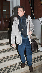 © Licensed to London News Pictures. 09/02/2012. London, UK. FABIO CAPELLO, former manager of the England national football team, leaving his home in West London on February 9th, 2012. Capello yesterday (08/02/2012) resigned from his position as England manager after a dispute with The Football Association. Photo credit : Ben Cawthra/LNP