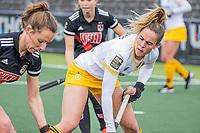 AMSTELVEEN - Pien Sanders (DenBosch)  tijdens  de hoofdklasse hockey competitiewedstrijd dames, Amsterdam-Den Bosch (0-1)  COPYRIGHT KOEN SUYK