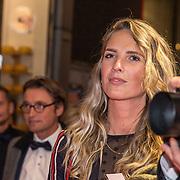 NLD/Amsterdam/20191008 - Premiere Whitestar met Britt Dekker, Dieuwertje Teunissen