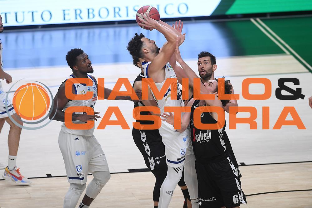 Gaspardo Raphael<br /> Segafredo Virtus Bologna - Happy Casa Brindisi<br /> Semifinali - Gara 3<br /> Legabasket Serie A UnipolSAI 2020/2021<br /> Bologna, 02/06/2021<br /> Foto GiulioCiamillo / Ciamillo