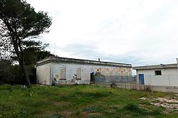 Brindisi litoranea nord- ex alloggi estivi Marina Militare