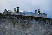 HMP/YOI Portland, a resettlement prison with a capacity for 530 prisoners.