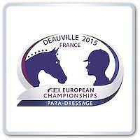 FEI European Para Dressage Championships 2015 - Deauville