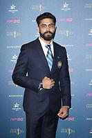 Hardik Pandya, Indian Cricket Heroes - photocall, Lord's Cricket Ground, London, UK, 23 May 2019, Photo by Richard Goldschmidt