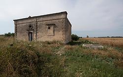 Fragagnano, Taranto. Vecchia casetta di campagna