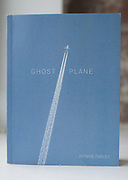 """ISBN 0-9666-865-1-9 <br /> <br /> Ghost Plane,  by Ronnie Farley<br /> 4 1/2"""" x 6"""",   54 pages,  35 color photographs. <br /> <br /> First edition of 100, <br /> <br /> Third Eye Press, <br /> <br /> Pay pal,  credit card,  or check.<br /> $20 + $5.00 p & h to:<br /> Ronnie Farley<br /> P.O. Box 423, Beacon, NY 12508"""