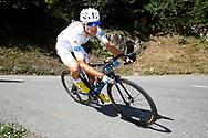 Pierre Latour (FRA - AG2R - La Mondiale) during the 105th Tour de France 2018, Stage 11, Alberville - La Rosiere Espace Bernardo (108,5 km) on July 18th, 2018 - Photo Luca Bettini / BettiniPhoto / ProSportsImages / DPPI
