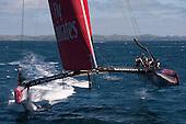 Emirates Team New Zealand AC34 campaign
