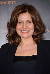 Rebecca Front attends the RTS Programme Awards. London, United Kingdom. Tuesday, 18th March 2014. Picture by Chris Joseph / i-Images