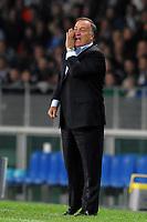 Fotball<br /> Italia<br /> Foto: Inside/Digitalsport<br /> NORWAY ONLY<br /> <br /> Zenit coach Dick Advocaat<br /> <br /> 17.09.2008<br /> UEFA Champions League<br /> Juventus v Zenit St Petersburg (1-0)