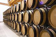 barrel aging cellar delas freres tournon-s-r rhone france