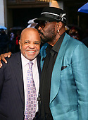 'Ain't Too Proud - The Life and Times of The Temptations' Opening Night,Arrivals