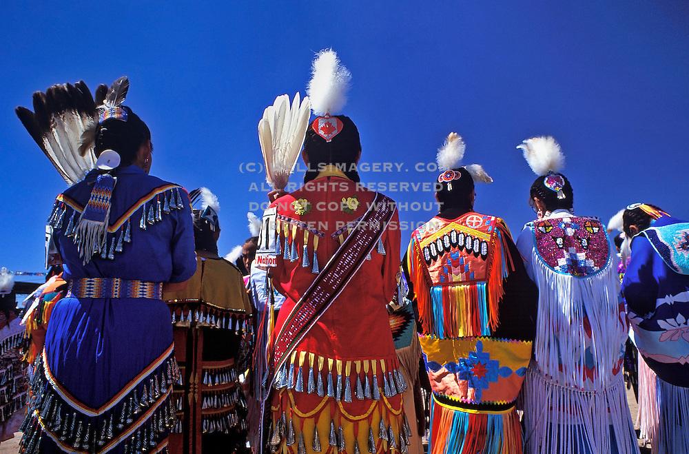 Image of Navajo Pow Wow in Window Rock, Arizona, American Southwest by Randy Wells