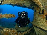 USCGC Spar Shipwreck