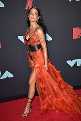 Halsey attends the 2019 MTV Video Music Awards at Prudential Center on August 26, 2019 in Newark, New Jersey. Photo by Lionel Hahn/ABACAPRESS.COM