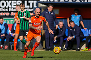 Luton Town midfielder Alan McCormack on the ball during the EFL Sky Bet League 1 match between Luton Town and Coventry City at Kenilworth Road, Luton, England on 24 February 2019.