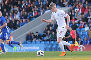 Thomas Doyle of England (8) during the UEFA European Under 17 Championship 2018 match between England and Israel at Proact Stadium, Whittington Moor, United Kingdom on 4 May 2018. Picture by Mick Haynes.