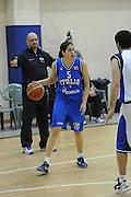 DESCRIZIONE : Roma Acqua Acetosa amichevole Nazionale Italia Donne<br /> GIOCATORE : Gaia Gorini<br /> CATEGORIA : palleggio<br /> SQUADRA : Nazionale Italia femminile donne FIP<br /> EVENTO : amichevole Italia<br /> GARA : Italia Lazio Basket<br /> DATA : 27/03/2012<br /> SPORT : Pallacanestro<br /> AUTORE : Agenzia Ciamillo-Castoria/GiulioCiamillo<br /> Galleria : Fip Nazionali 2012<br /> Fotonotizia : Roma Acqua Acetosa amichevole Nazionale Italia Donne