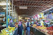 Fruit and Vegetable market in Bishkek, Kyrgyzstan