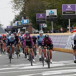 14-04-2021: Wielrennen: Brabantse Pijl women: Overijse: Ashleigh Moolman-Pasio: Emilia Fahlin