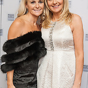 Pictured here is Alyson Stanley and Miriam O'Callaghan at the Ladies Guild Lunch, in association with Brooke and Shoals Fragrances, which took place in The Four Seasons in aid of Crumlin's Children's Hospital on <br /> <br /> Thursday, 4th December
