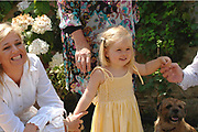 Photo session at the holiday house Roca Dei Draconie in the Italian Tavernelle. The Dutch Royal family is on summer holiday  close to florence.<br /> <br /> Fotosessie bij het vakantiehuis Roca Dei Draconie in het Italiaanse Tavernelle. Het gezin is op zomervakantie in het vakantieverblijf van de koninklijke familie nabij Florence. <br /> <br /> On the Photo / Op de foto: