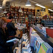 Bookstore near Harvard square in Cambridge, MA