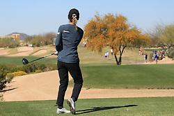 March 22, 2019 - Phoenix, AZ, U.S. - PHOENIX, AZ - MARCH 22: Lydia Ko during the second round of the Bank of Hope LPGA Golf Tournament at the Wildfire Golf Club at JW Marriott Phoenix Desert Ridge Resort & Spa, March 22, 2019 in Phoenix, Arizona (Photo by Will Powers/Icon Sportswire) (Credit Image: © Will Powers/Icon SMI via ZUMA Press)