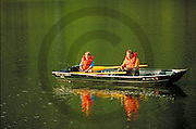 Outdoor Recreation, Fishing, Father and Son, York Co., Lake