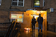 Brooklyn, NY, on Tuesday, March 10, 2015. <br /> <br /> Photograph by Andrew Hinderaker for Al Jazeera America.