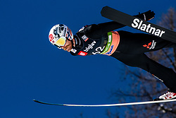 Robert Johansson (NOR) during the Trial Round of the Ski Flying Hill Individual Competition at Day 1 of FIS Ski Jumping World Cup Final 2019, on March 21, 2019 in Planica, Slovenia. Photo by Matic Ritonja / Sportida
